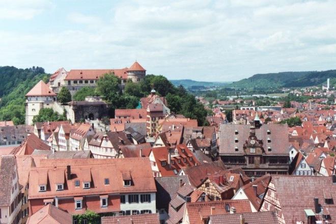 Germany_Tübingen_Altstadt